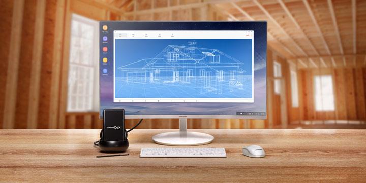 Linux on Galaxy ofrecerá un sistema operativo de escritorio en los Galaxy S8, S8+ y Note 8