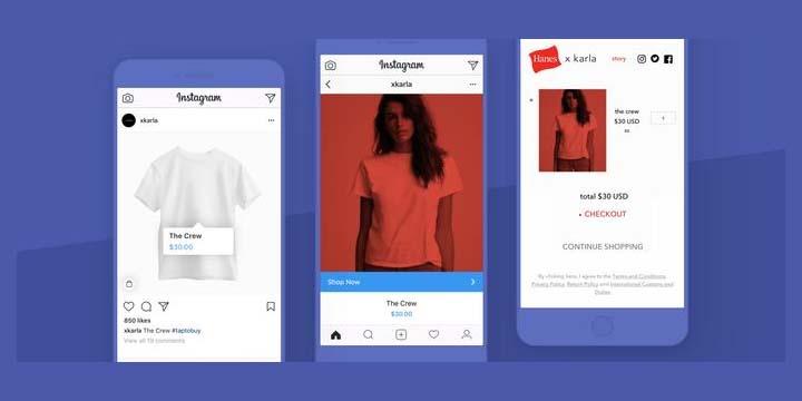 Imagen - Instagram facilita las compras con soporte para Shopify