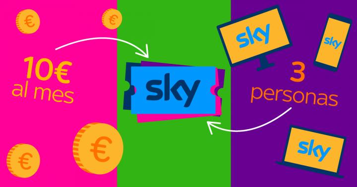 Imagen - Sky TV llega a los televisores inteligentes de Samsung