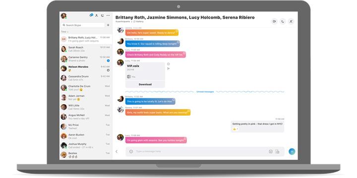 Imagen - Skype obliga a los usuarios a cerrar las cuentas vinculadas a Facebook
