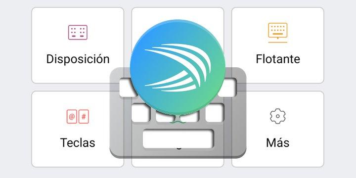 SwiftKey se actualiza: nuevo diseño, más emojis y predicción de hashtags