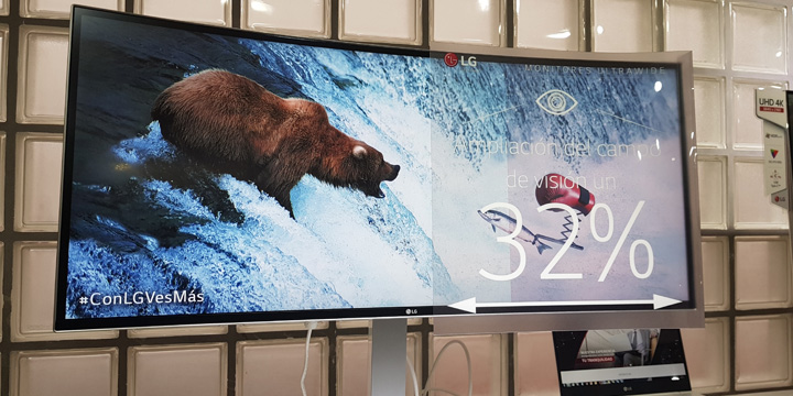 LG Ultrawide, los monitores para gamers, profesionales y diseñadores