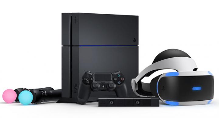 Imagen - PlayStation VR añade auriculares integrados y soporte para televisores HDR