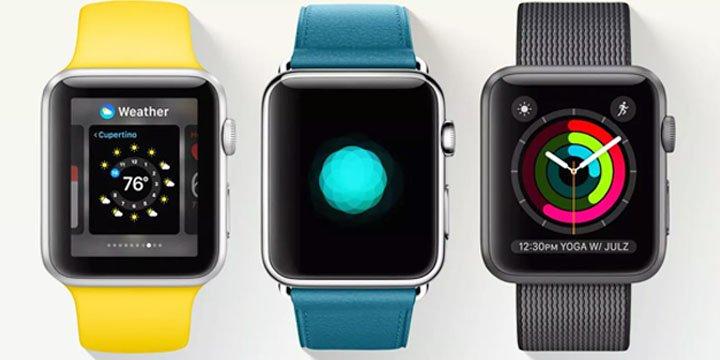 Imagen - watchOS 4 para Apple Watch: todas las novedades