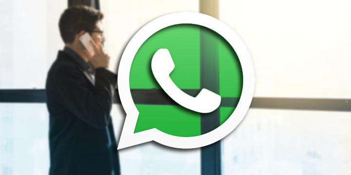"""Imagen - Cómo solucionar el error """"WhatsApp está grabando audio"""""""