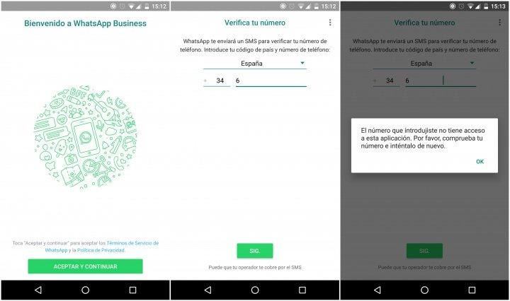 Imagen - WhatsApp Business ya está disponible para Android