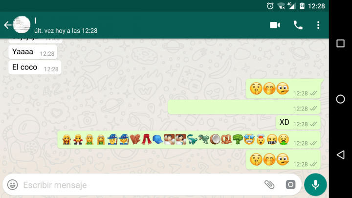 Imagen - Los emoticonos de WhatsApp para Android se actualizan