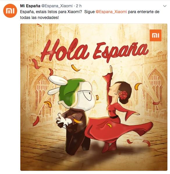 Imagen - Xiaomi anuncia su llegada a España