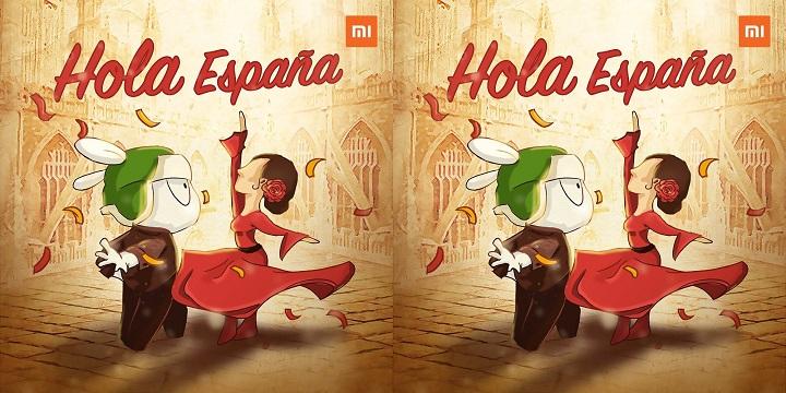 Xiaomi anuncia su fecha de llegada a España y abre web oficial