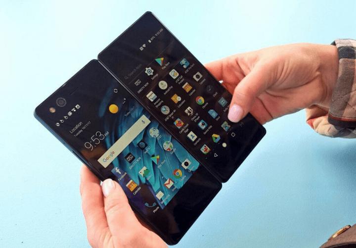 Imagen - ZTE Axon M, el primer smartphone plegable con doble pantalla