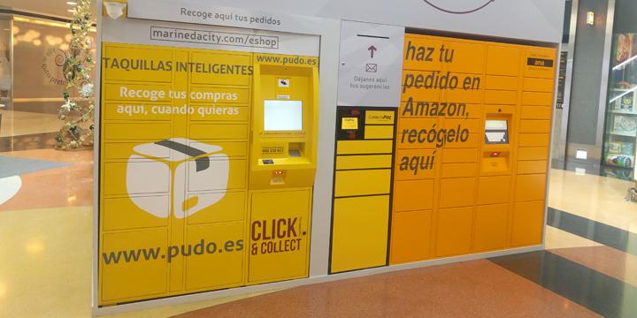 Amazon Locker es oficial en España: recoge tus pedidos en taquillas cuando te convenga