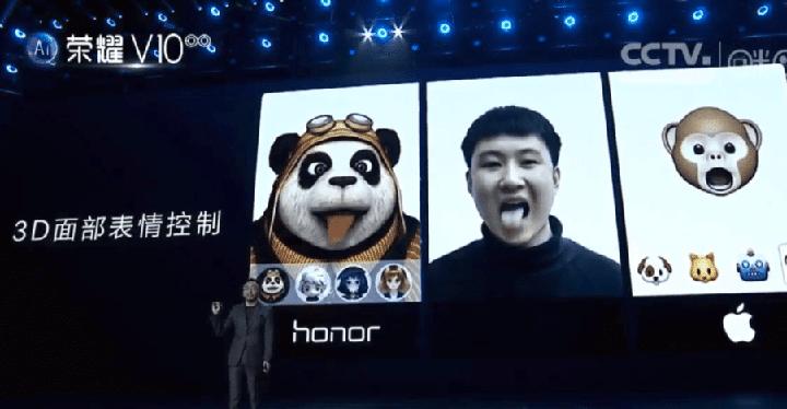 Imagen - Huawei desvela su propia versión de Animoji