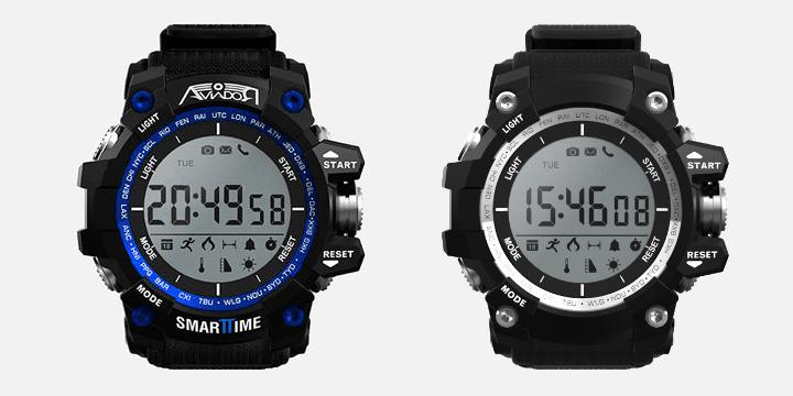 Imagen - Aviador SmarTTime, el smartwatch español que en realidad es un diseño chino