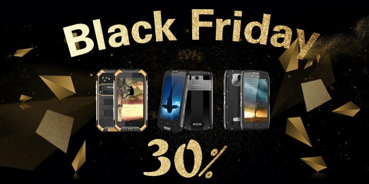 Oferta: Blackview BV6000s con un 25% de descuento en Amazon por el Black Friday