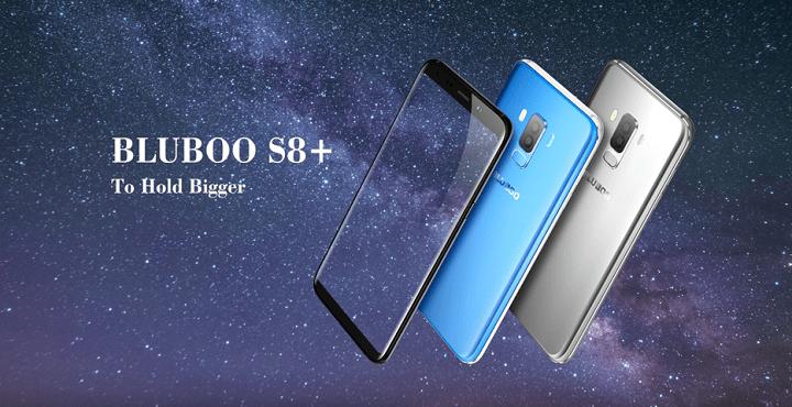 Descubre los detalles más destacados del Bluboo S8+