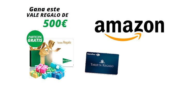Cuidado con los falsos cupones de 500 euros de El Corte Inglés, Amazon y más