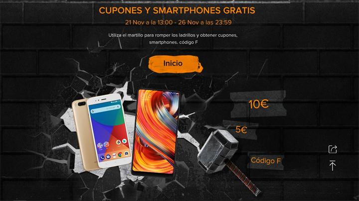 Imagen - Xiaomi presenta su Black Friday en España, incluyendo móviles a 1 euro