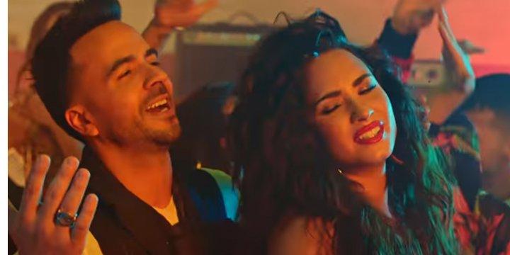 """""""Échame la culpa"""" continúa el éxito del """"Despacito"""" en YouTube"""