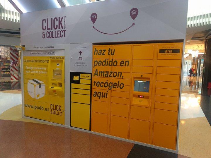 Imagen - Amazon Locker es oficial en España: recoge tus pedidos en taquillas cuando te convenga