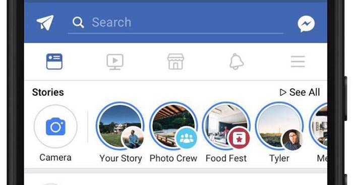 Imagen - Facebook lanza las historias para grupos y eventos