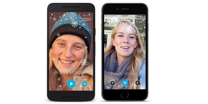 Imagen - Skype agrega filtros como los de Instagram