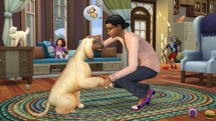 Imagen - Ya disponible Los Sims 4 Perros y Gatos: crea tu mascota para tu hogar