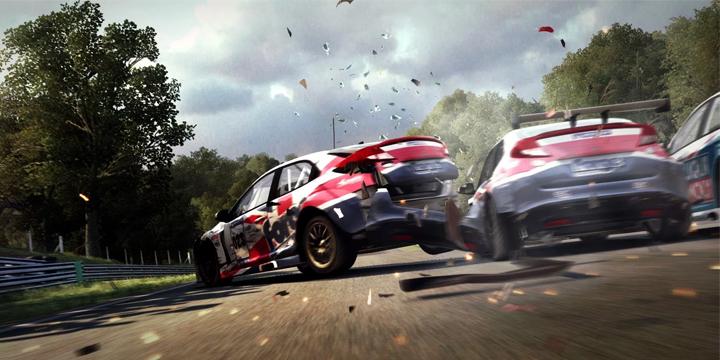 Imagen - Descarga GRID Autosport, carreras con calidad de consola en iPhone y iPad