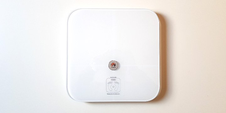 Review: Huawei Body Fat Scale, la báscula inteligente para controlar tu peso