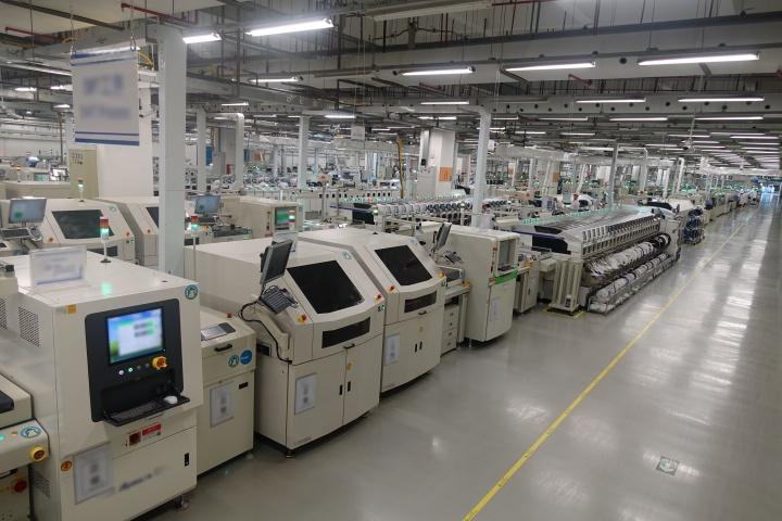 Imagen - Así se fabrican los móviles de Huawei