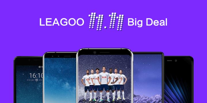 Leagoo presenta sus ofertas del 11.11: hasta un 27% de descuento en smartphones