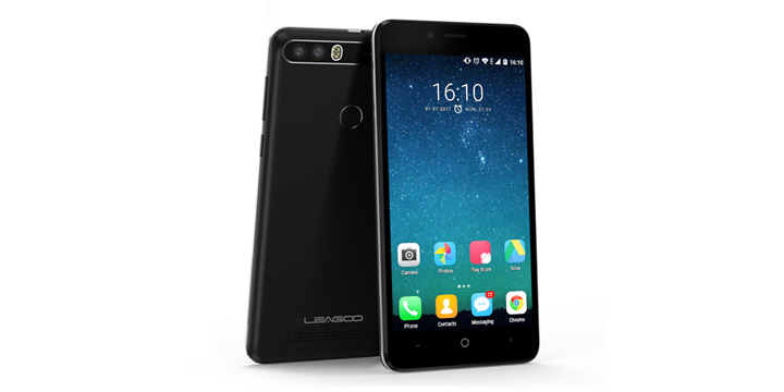 Oferta: Leagoo Kiicaa Power, un smartphone por solo 56 euros