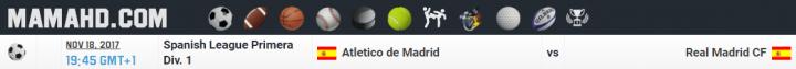 Imagen - Cómo ver el derbi Atlético de Madrid vs Real Madrid por Internet
