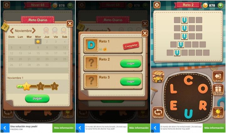 Imagen - Trucos y consejos para ganar en el juego Manía de Palabras