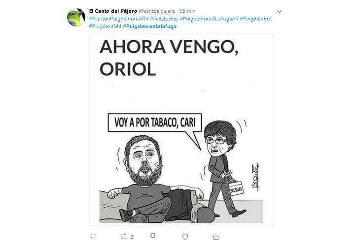 ===La HUIDA DE PUIGDEMONT=== Meme-7-fuga-720x500