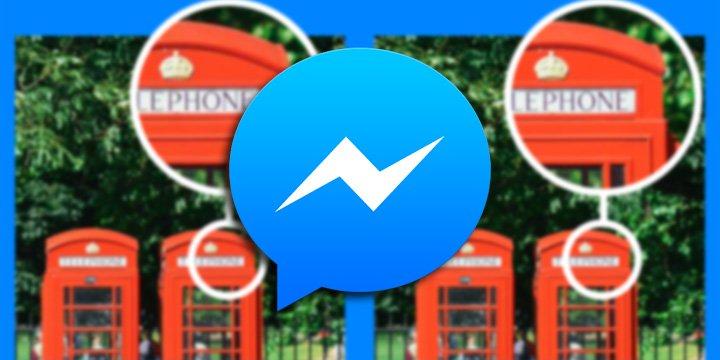 Imagen - Facebook Messenger permitirá enviar fotos y vídeos que desaparecen
