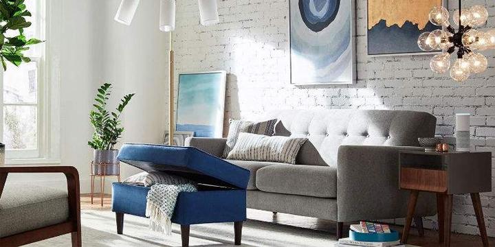Amazon lanza una línea de muebles propia sin gastos de envío para competir con Ikea