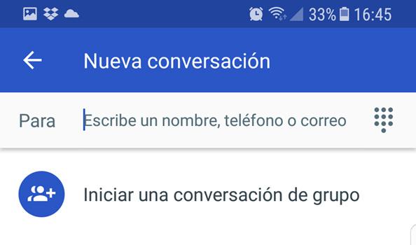 Imagen - Mensajes para Android se actualiza: más ligera y con soporte dual SIM