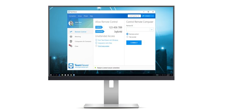 TeamViewer 13 ya disponible con mayor velocidad y compartir pantalla en iOS
