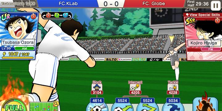 Captain Tsubasa: Dream Team, el juego de Oliver y Benji llegará a Android y iPhone