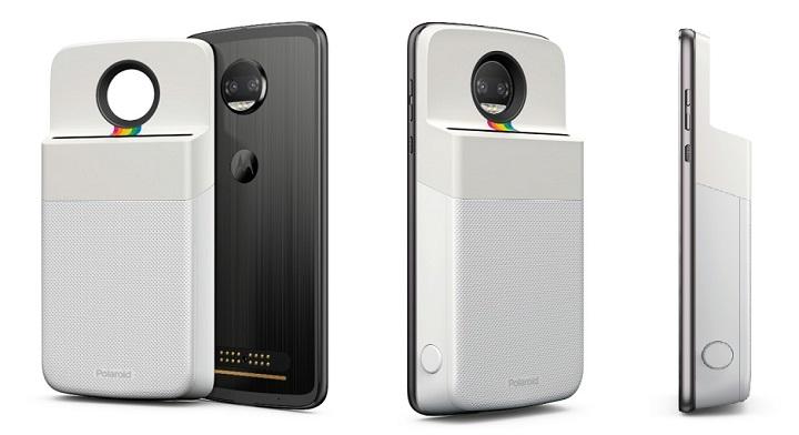 Imagen - Polaroid Insta-Share Printer, transforma tu Moto Z en una Polaroid