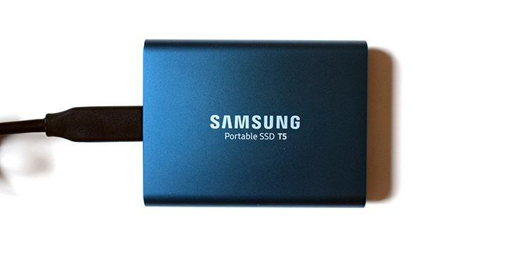 Review: Samsung Portable SSD T5, un señor disco duro externo para tu PC y tu móvil