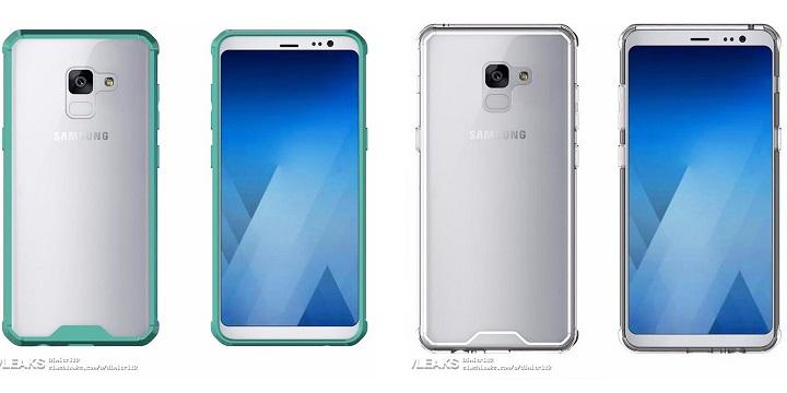 Imagen - Primeros detalles de los Samsung Galaxy A5 y Galaxy A7 (2018)