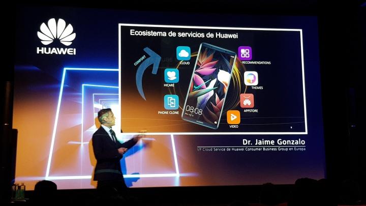 Imagen - Huawei presenta sus novedades en inteligencia artificial, cloud y vídeo en España