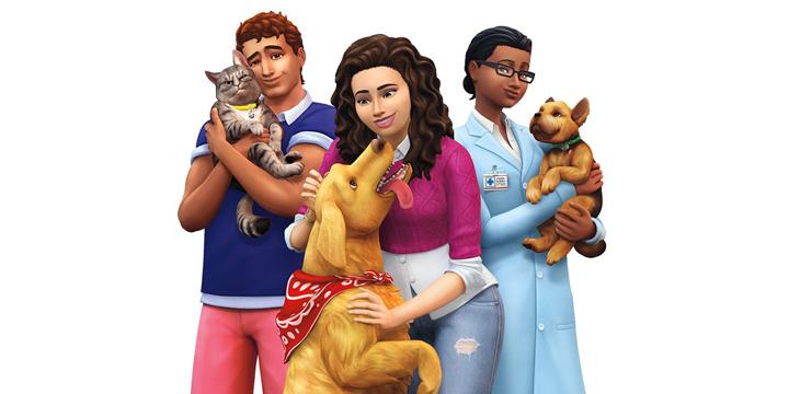 Ya disponible Los Sims 4 Perros y Gatos: crea tu mascota para tu hogar