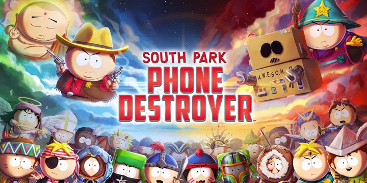 Descarga South Park: Phone Destroyer, un juego de cartas para rivalizar con Clash Royale