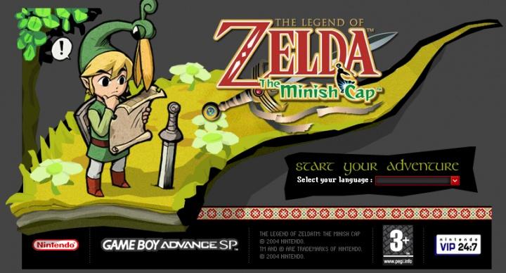 Imagen - Recuperados los juegos clásicos de Nintendo en Flash: Zelda, Mario, Metroid y más