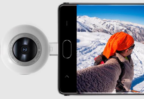 Imagen - InnCam 360, una cámara para realidad virtual que se conecta a nuestro smartphone