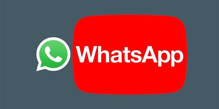 WhatsApp ya permite ver vídeos de YouTube dentro de las conversaciones
