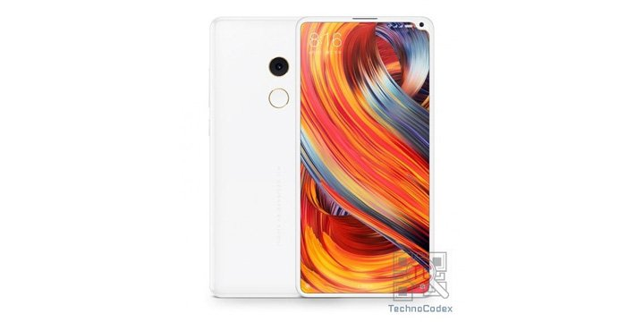 Imagen - Se filtra el Xiaomi Mi MIX 2s, conoce los detalles