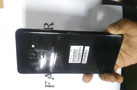 Imagen - Galaxy A8+ (2018) se filtra en vídeo